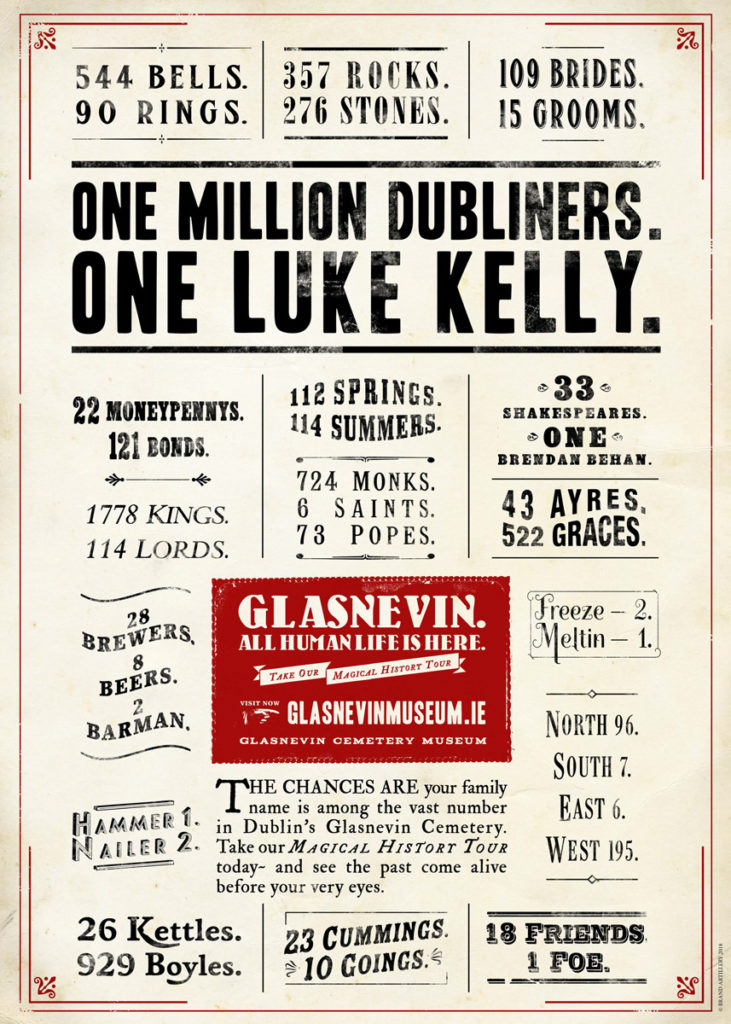 One Million Dubliners. One Luke Kelly.