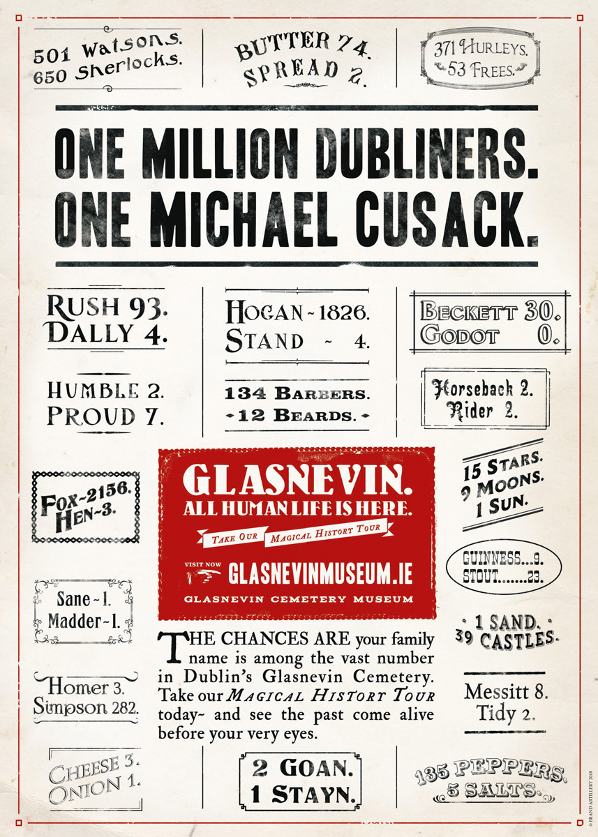 One Michael Cusack