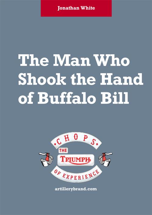 Jonathan White Buffalo Bill